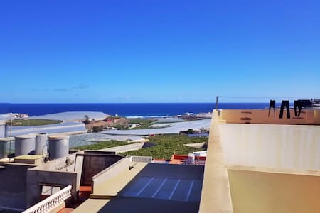 cozy apartment with terrace,  5 minutes from beach