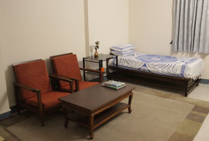 Alley Road Cozy Apartment in Patan