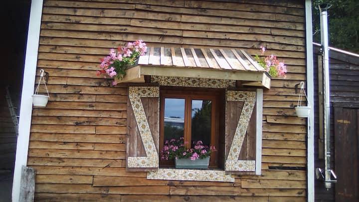 Mon Cottage à la campagne en limite de foret