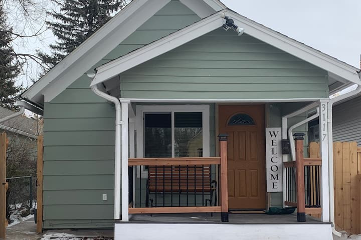 Cozy cottage in Cheyenne