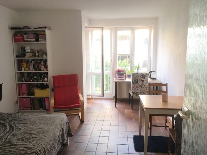 Helle und gemütliche Wohnung im Herzen von Köln