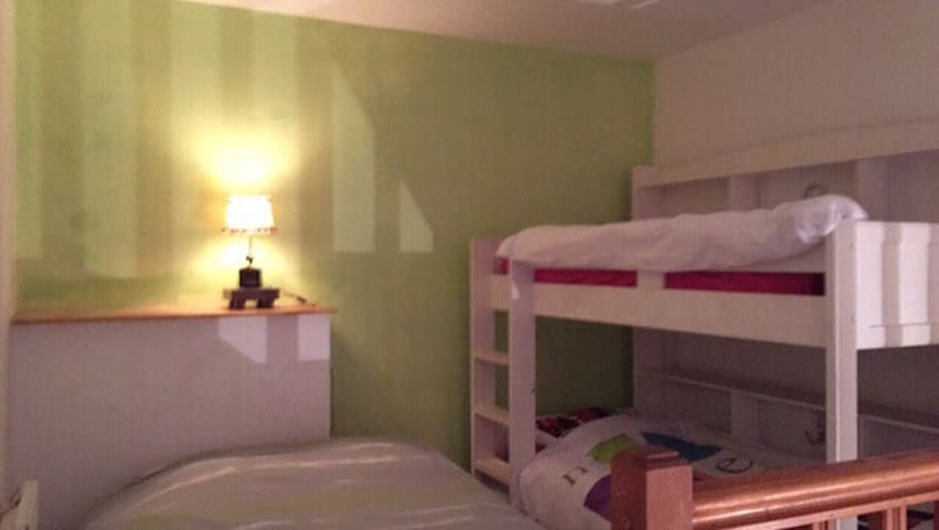 Appartement duplex confort proximité Disney Paris