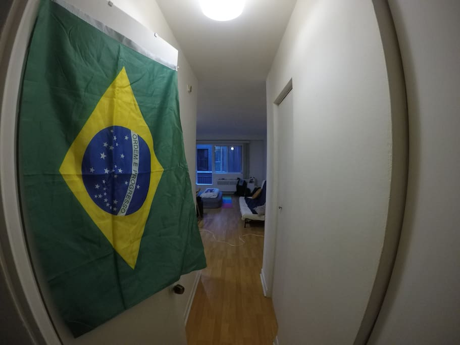 A Brazilian place where everyone is welcome.
