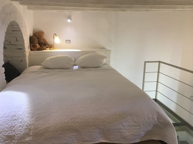 Lovely Pvt Room and Bath in the heart of Navigli! - Milan - Loft