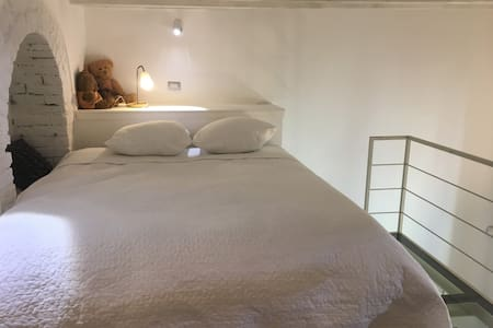 Lovely Pvt Room and Bath in the heart of Navigli! - Mailand - Loft