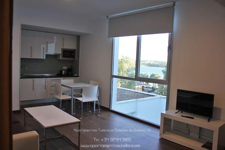 Apartamento 1 dormitorio, para 3/4 personas