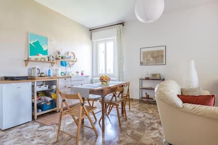 Comfy and quiet apartment near Assisi - Santa Maria degli Angeli - Lejlighed