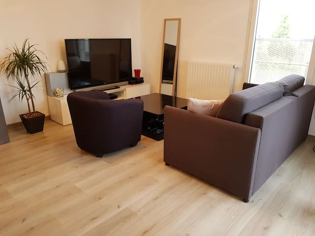 Bel Appartement  Neuf  à 5 mn du centre de Rennes