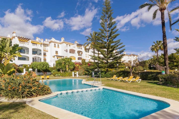 Modern 3 Bedroom Apartment Close To Puerto Banús!
