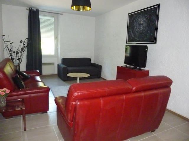 App 60m2 A Aubagne entre Aix Marseille Cassis - Aubagne - Appartement