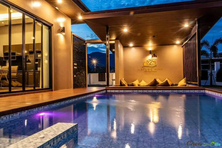 KW Nature Hill Pool Villa Cha-Am