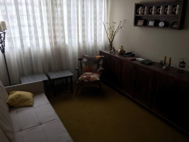 Apartamento no Itaim Bibi