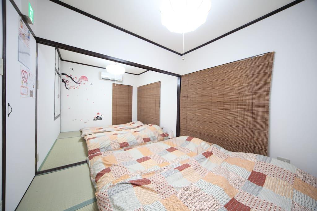 2F和室榻榻米臥室