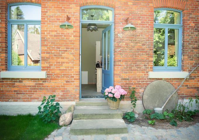 Moderne Einliegerwohnung im Heuerhaus von 1898