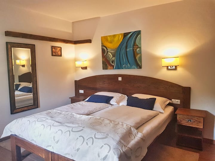 Luxury room for 2 near Plitvice waterfalls