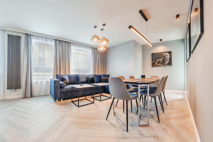 Ogrodowa 16 Apartament 4 dla 6 osób