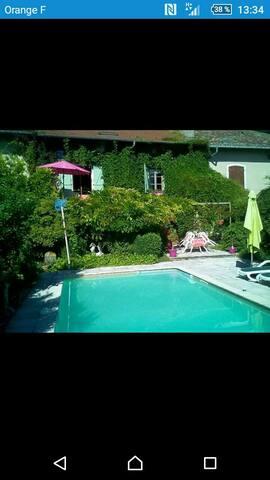 Maison Lorraine - Charmes-la-Côte - House
