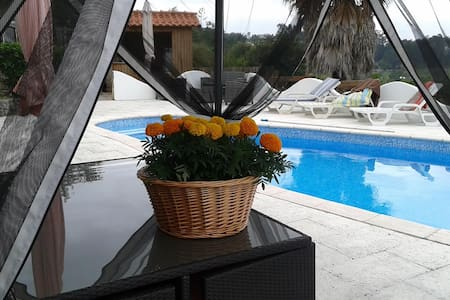 Family friendly, cosy guesthouse by the pool - Distrito de Coimbra - 旅舍