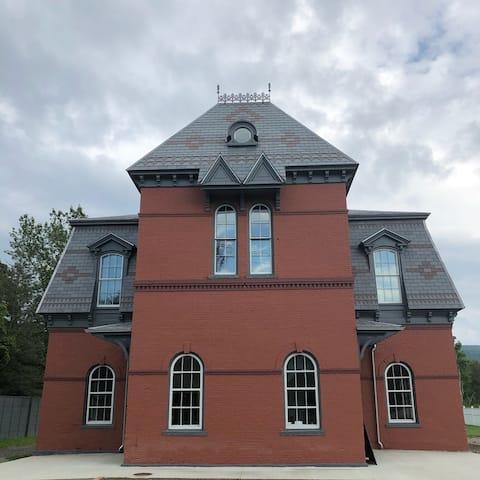 Privat, luksuriøs Berkshire loft/hytte