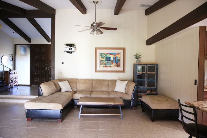 Family-Friendly Ranch w/ Home Theater Wine Country
