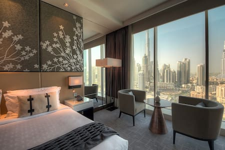 Superior Burj View King Bed