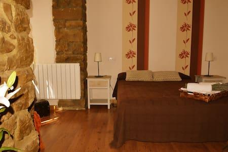 CASA RURAL KANDELA DOBLE - Lapuebla Labarka - Rumah