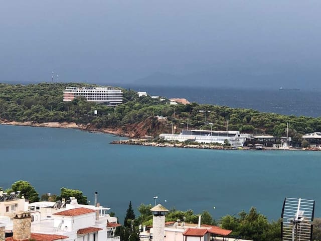 A***  Vouliagmeni luxury flat with a stunning view