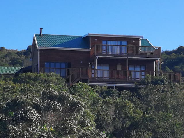 Gamtoos River Mouth House