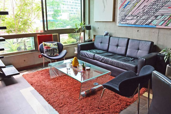 Fully furnished Loft Providencia.