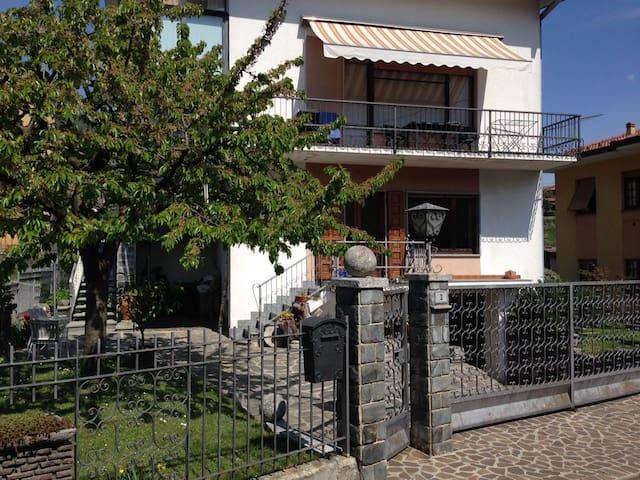 Betty's house - Lake Como