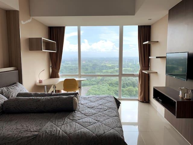 Comfy U Residence 2 Apartment at Lippo Karawaci