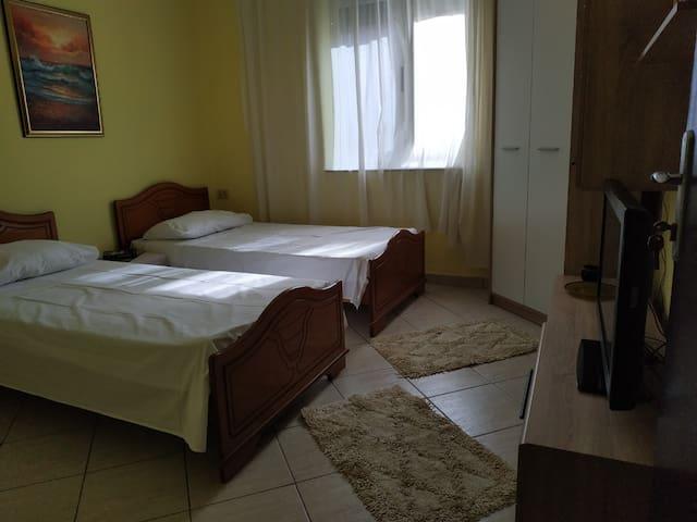 Blloku apartment