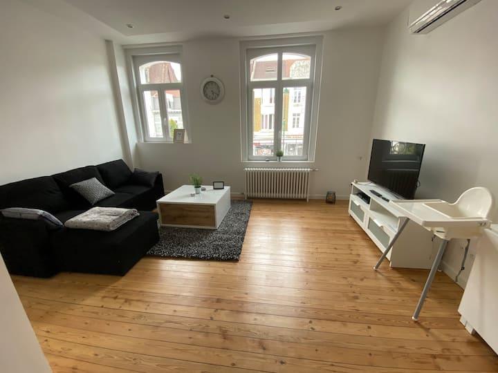 Bel appartement duplex 3 pièces
