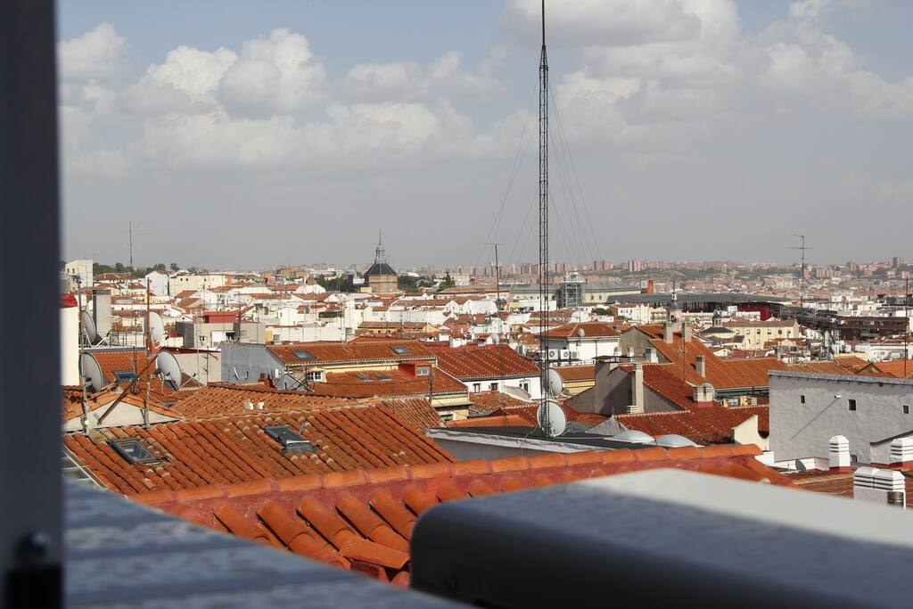 Madrid center puerta del sol tirso de molina for Casa granada tirso de molina