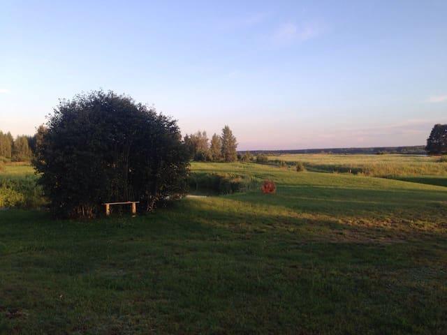 Единство с природой - Pskov - Khemah