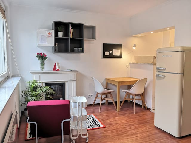 Quiet and comfortable apartment in Düsseldorf