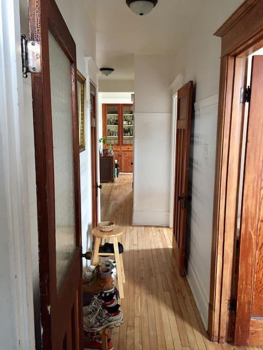 Hall d'entrée / Entrance