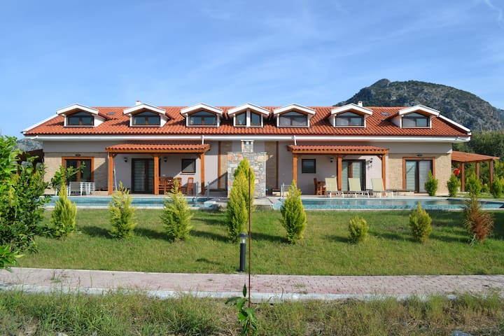 Grenadine Lodge Villas, Dalyan Just be&relax