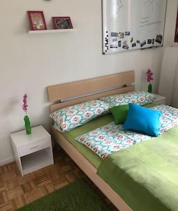 Gemütliches Zimmer in 3 Zimmer Wohnung FL Engelsby - Flensburg - อพาร์ทเมนท์