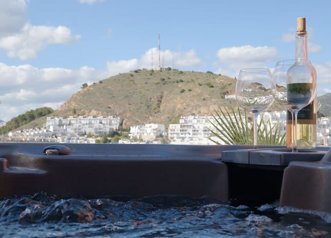 CASA DUQUELREY *SUITE*Mountain View Jacuzzi & Pool