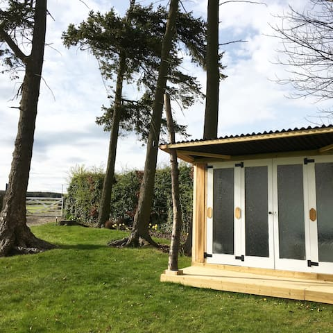 The Wee Hoose - glamping pod - Newbigging - Treehouse