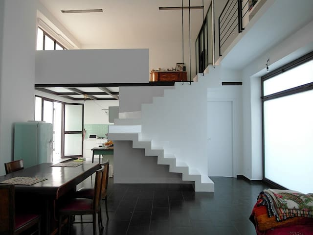 Entire Loft / Open space in Catania - Catania - Loft