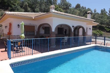 Eco Holiday Home Costa del Sol, Cómpeta - Cómpeta