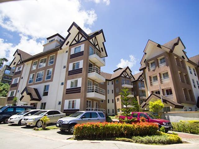 ENTIRE 2 BEDROOM CONDO UNIT, BAGUIO
