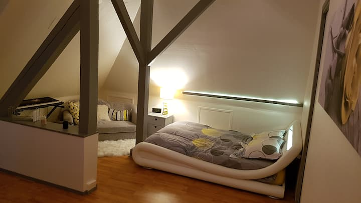 Chambres d'hôtes chez l'habitant