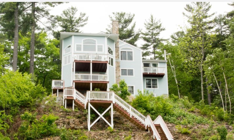 Eagle's Nest in Gilford NH - Gilford - Daire