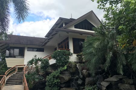Private House in a 5-hectare Orchard in Dumaguete