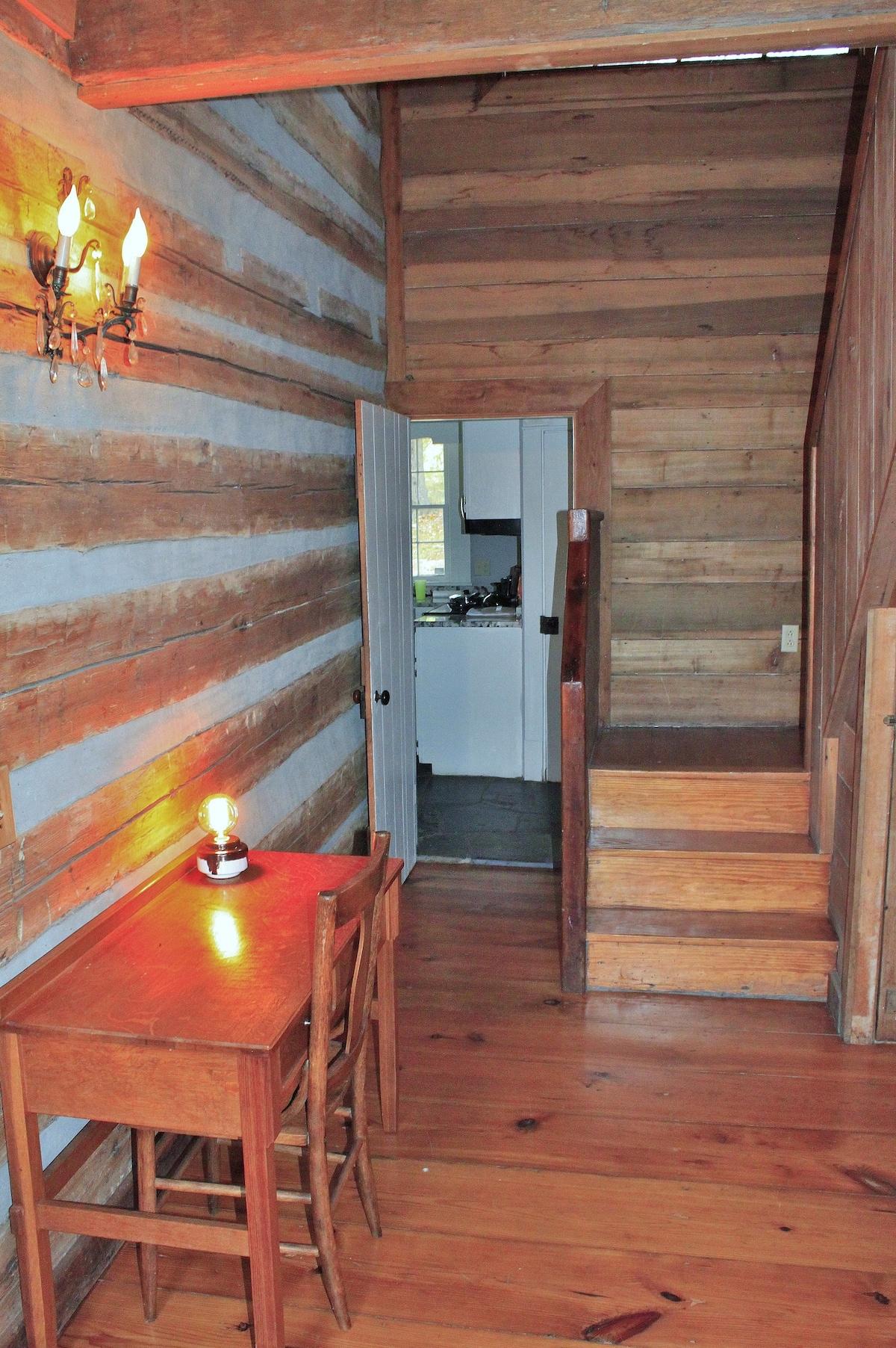 Cabins In Clarksville