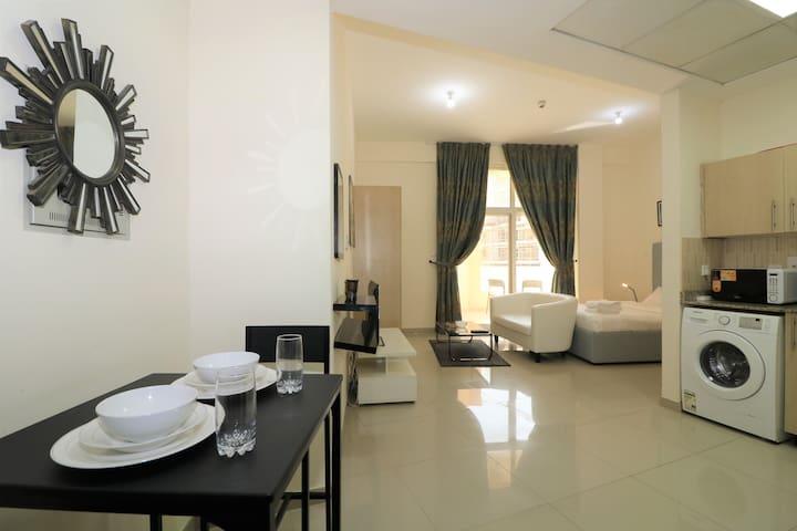 Madison Residence Studio near Al Barari