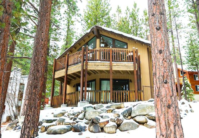 Retreat at Lake Tahoe